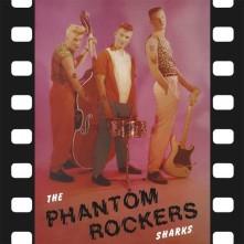 Vinyl SHARKS - PHANTOM ROCKERS