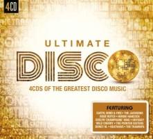 CD V/A - Ultimate... Disco