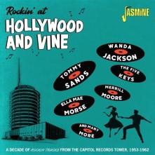 CD V/A - ROCKIN' AT HOLLYWOOD & VINE