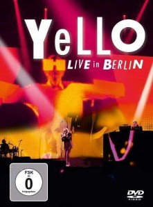 DVD YELLO 'LIVE IN BERLIN'
