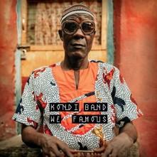 Vinyl KONDI BAND - WE FAMOUS