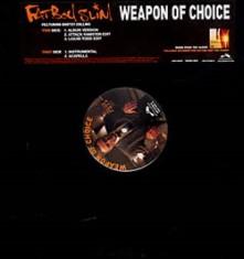 Vinyl Weapon Of Choice