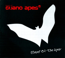 Vinyl Planet of the Apes: Best of Guano Apes