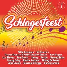 CD V/A - SCHLAGERFEEST 1