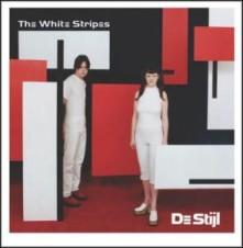 CD WHITE STRIPES - De Stijl