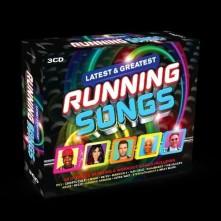 CD Latest & Greatest Running Songs