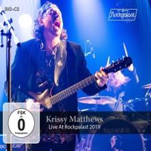 CD MATTHEWS, KRISSY - LIVE AT ROCKPALAST 2017