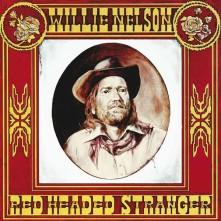 CD RED HEADED STRANGER + 4