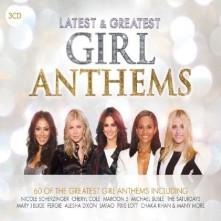 CD Latest & Greatest Girl Anthems