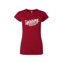 Tričko Typo, Žena, Antique Červená,