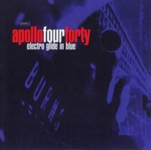 CD APOLLO 440 - ELECTRO GLIDE IN BLUE