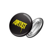 Odznak Artist., Čierna