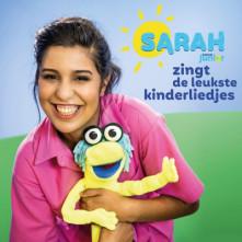 CD SARAH - SARAH ZINGT DE LEUKSTE KINDERLIEDJES