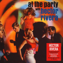 Vinyl RIVERA, HECTOR - AT THE PARTY WITH HECTOR RIVERA