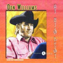 CD WILLIAMS, DON - AT HIS BEST