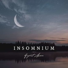 Vinyl INSOMNIUM - Argent Moon - EP
