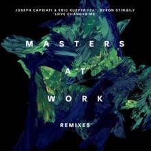 Vinyl CAPRIATI, JOSEPH & JOS ER - LOVE CHANGED ME (MASTERS AT WORK REMIXES)