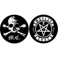 Podložka pod vinyl Skull/Pentagram