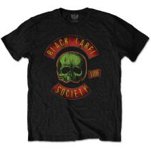 Tričko Skull Logo, Unisex, Čierna, L