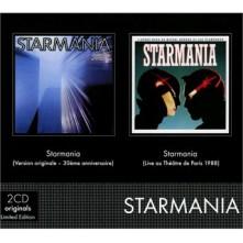 CD COMEDIE MUSICALE - STARMANIA-VERSION ORIGINALE 20EME ANNIVERSAIRE/