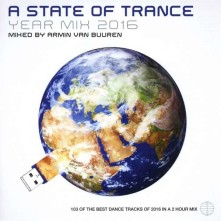 CD BUUREN, ARMIN VAN - A State of Trance Year Mix 201