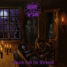CD DENIAL OF GOD - DEATH AND THE BEYOND