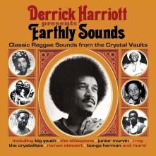 CD V/A - DERRICK HARRIOTT PRESENTS EARTHLY SOUNDS