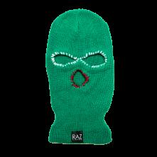 Kukla Green Christmas Skimask / Beanie