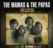 CD MAMAS & THE PAPAS - COLLECTED