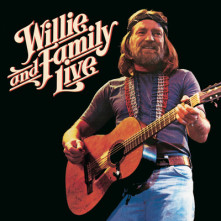 CD WILLIE AND FAMILY LIVE