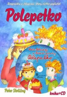 Kniha POLEPETKO + KNIHA