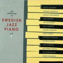 CD An Antology Of Swedish Jazz Piano. Vol. 1
