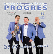 CD PROGRES  UZ 25 ROKOV S VAMI 32