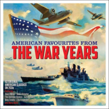 CD V/A - AMERICAN FAVOURITES FROM THE WAR YEARS
