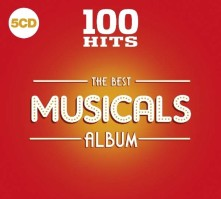 CD V/A - 100 HITS - BEST MUSICALS ALBUM