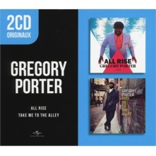 CD PORTER, GREGORY - ALL RISE / TAKE ME TO THE ALLEY