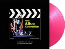 Vinyl FOUR ALICE COMEDIES