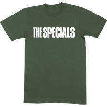 Tričko Solid Logo, Unisex, Zelená, L