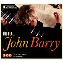 CD BARRY, JOHN - The Real... John Barry