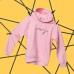 Dieťa - Mikina OMG (Baby Pink)
