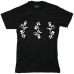 Unisex - Tričko OGlowing-T (Čierna)