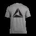 Muž - Tričko Logo Black print (Šedá)