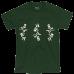 Unisex - Tričko OGlowing-T (Zelená)