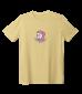 Unisex - Tričko Big Boy Brand (Yellow Haze)