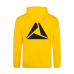 Muž - Mikina Logo Black print (Zlatá)