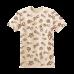 Unisex - Tričko Allover OMG (Piesková)