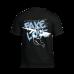 Unisex - Tričko Fake Love (Čierna)