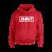 Unisex - Mikina JBMNT (Červená)
