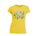 Žena - Tričko Leafy (Žltá)