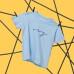 Dieťa - Tričko OMG (Bledomodrá)